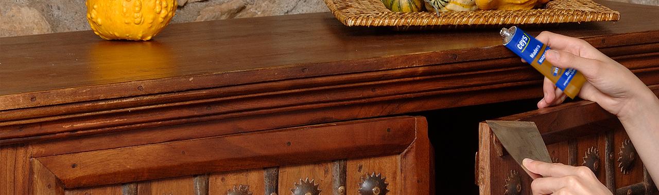 Masilla para madera ceys - Masilla para reparar madera ...