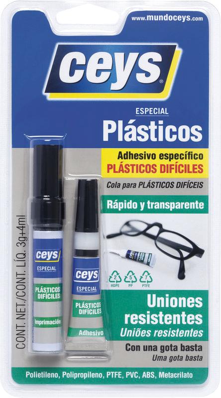 Especial pl sticos dif ciles ceys - Pegamentos para plasticos ...
