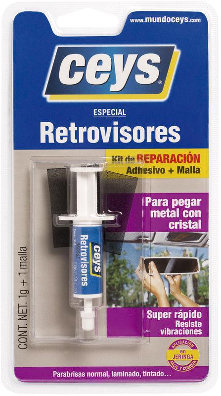 Especial retrovisores ceys for Espejo que se pega