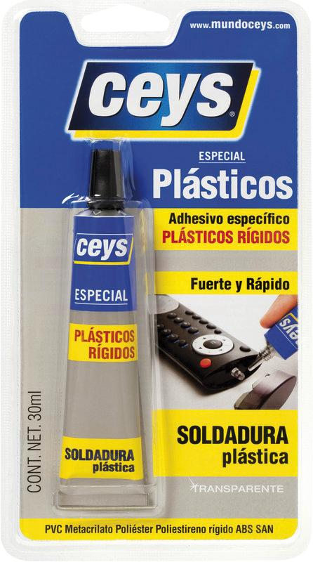 Especial pl sticos r gidos ceys - Pegamentos para plasticos ...