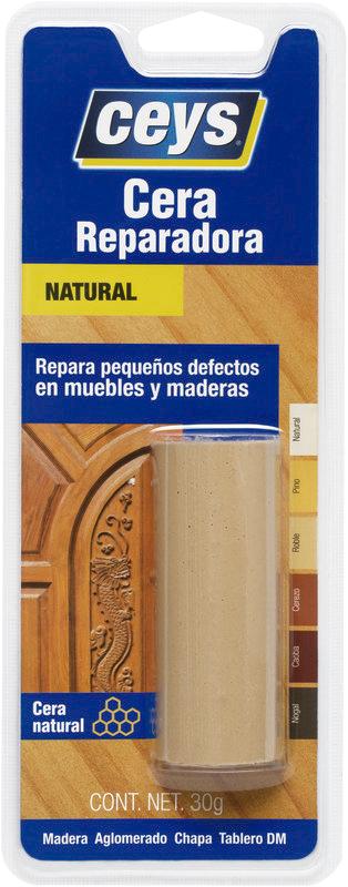 Ceras reparadoras ceys for Cera para muebles de madera