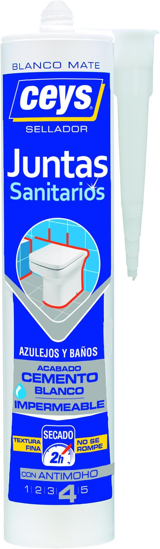 Sellador juntas sanitarios ceys - Limpiar juntas azulejos ducha ...