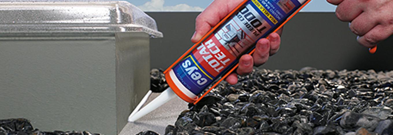 Adhesivos selladores total tech ceys - Silicona de poliuretano ...