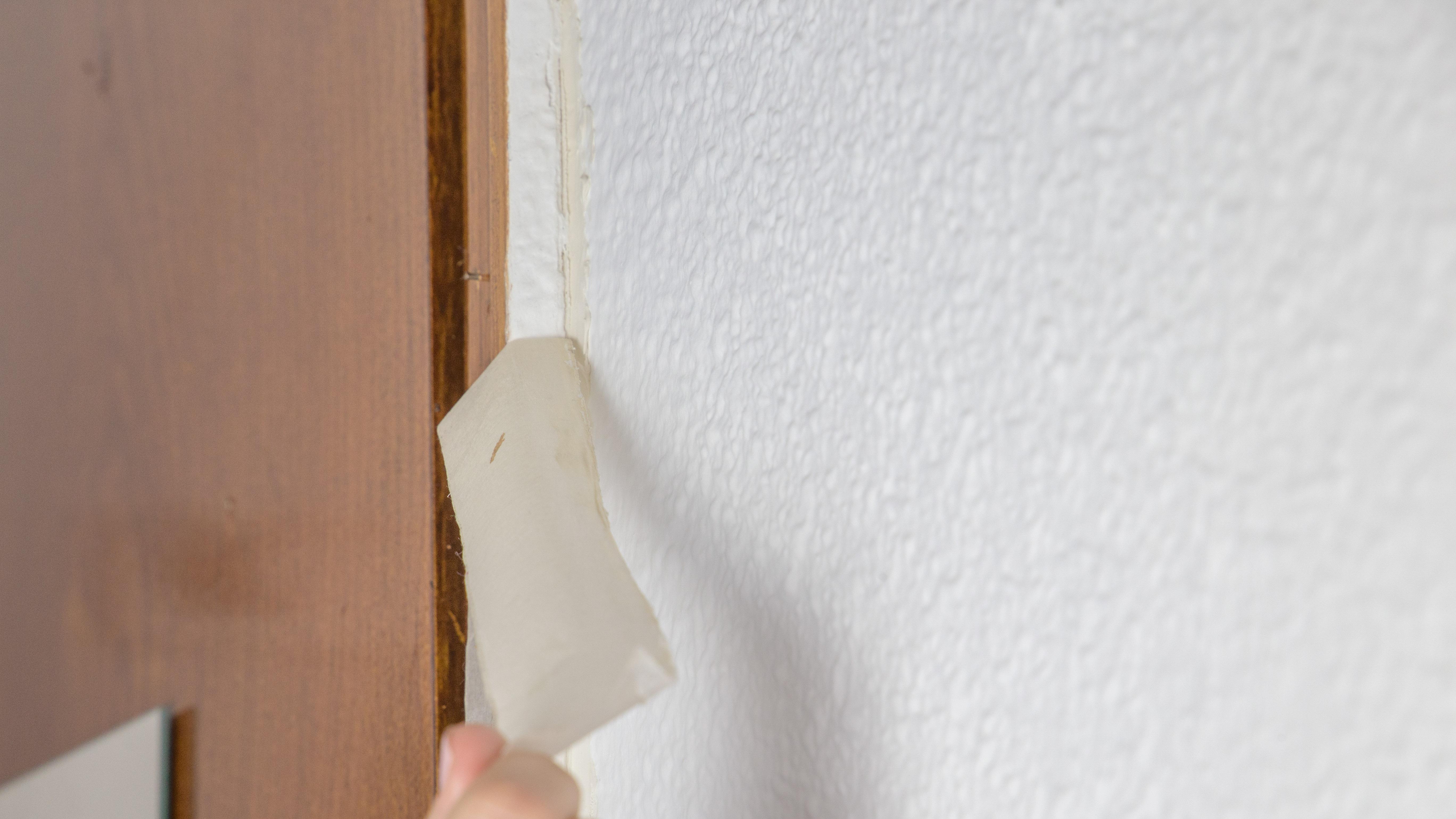 Cómo reparar grietas en el marco de la puerta? - Ceys