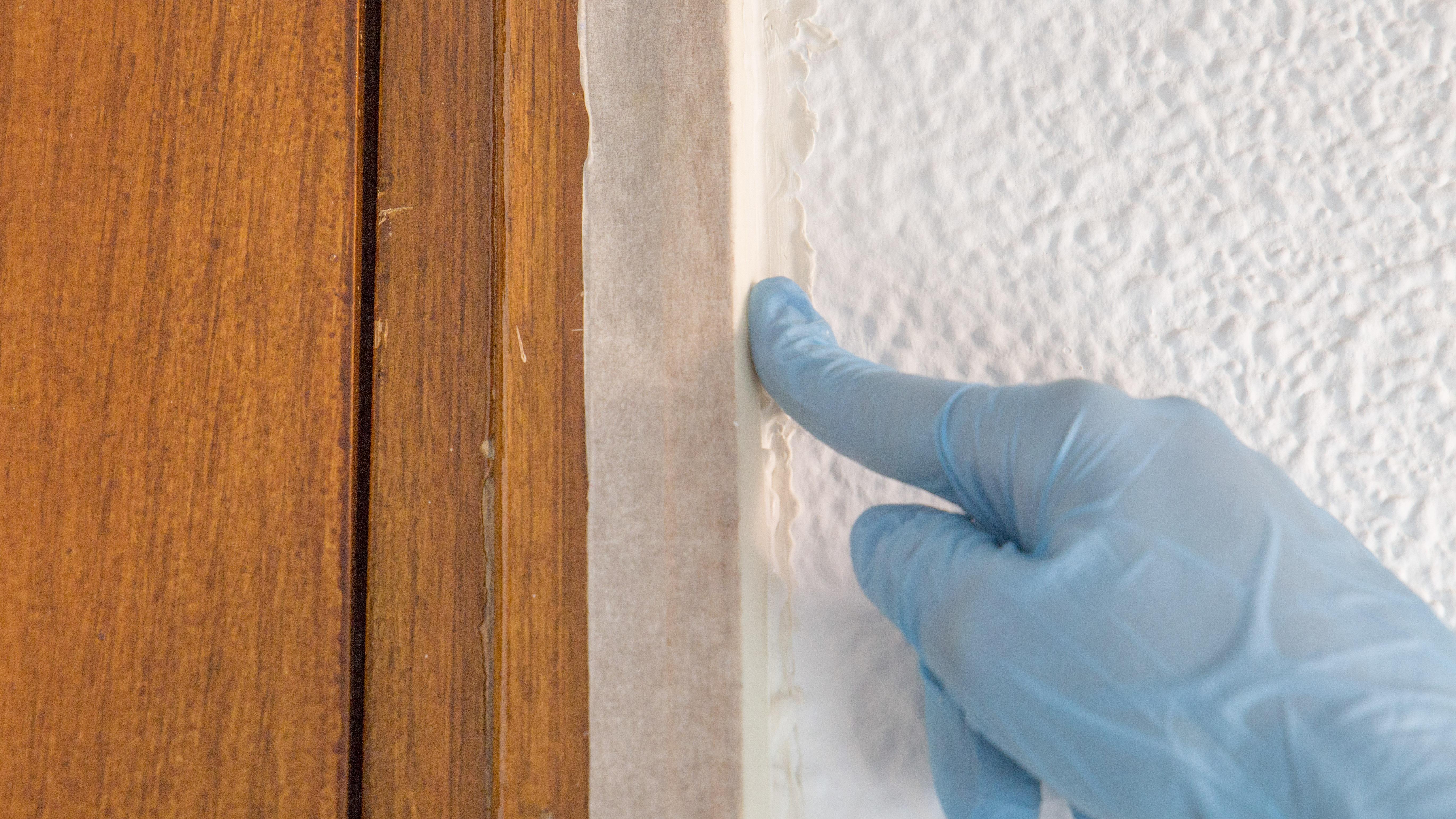 Arreglar Marco Puerta Mordido. Finest Reparacion De Puertas En ...