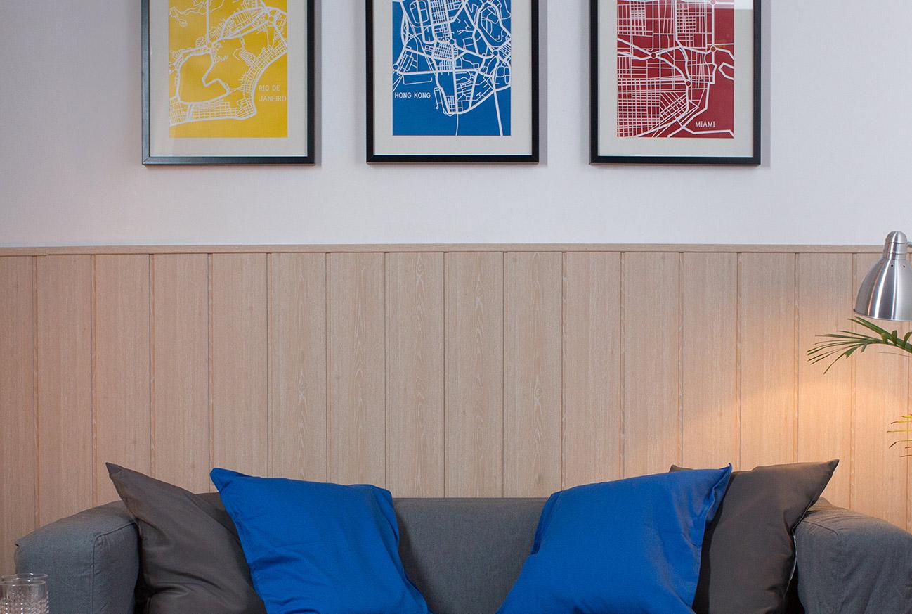 Placas para paredes beautiful placas para paredes with - Placas para decorar paredes ...