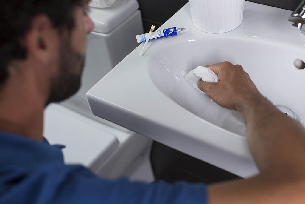 c mo reparar el esmalte de un lavabo ceys