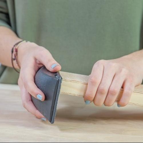 C mo hacer un soporte magn tico para cuchillos ceys - Como hacer soporte para cuchillos ...